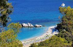 Παραλία Μηλιά,Σκόπελος - by lezo