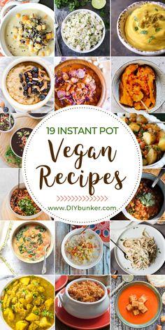 Best Vegan Recipes, Vegetarian Recipes Easy, Veggie Recipes, Whole Food Recipes, Healthy Recipes, Vegetarian Appetizers, Healthy Food, Vegetarian Freezer Meals, Vegan Meal Prep