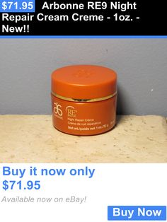 Anti-Aging Products: Arbonne Re9 Night Repair Cream Creme - 1Oz. - New!! BUY IT NOW ONLY: $71.95
