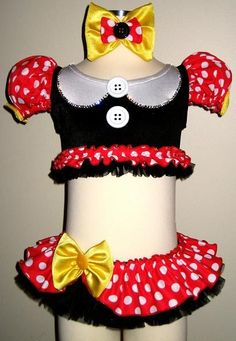 Minnie, swim or outfit of choice Pageant Swimwear Shop > Pageant Swimwear All of my pageant swimwear