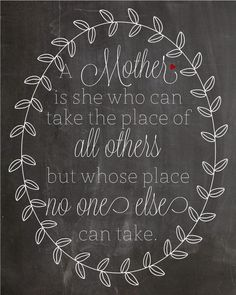 Happy Mothers Day Quotes : Full of Great Ideas: Mother's Day Quotes - Two Free Printables - Quotes Boxes Happy Mothers Day Poem, Mothers Quotes To Children, Mothers Day Crafts, Happy Mom, Happy Life, Mother Quotes, Mom Quotes, Child Quotes, Daughter Quotes