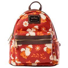 48b425f0932 Pokemon - Growlithe Loungefly Mini Backpack - ZiNG Pop Culture
