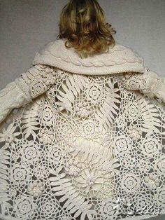 Esse casaco está na minha lista há anos