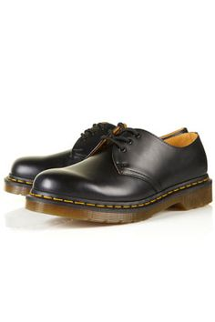 Doc Martens come in all shapes and sizes, but black is always cool