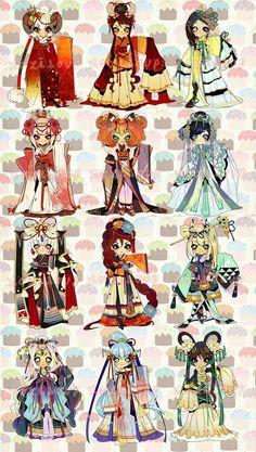 Aries; Taurus; Gemini; Cancer; Leo; Virgo; Libra; Sagittarius; Capricorn; Aquarius; Pisces; Scorpio.