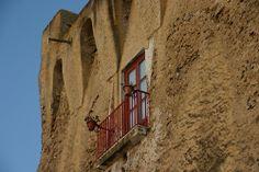Vasi alla finestra della Torre