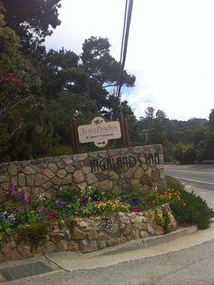 Tickle Pink Inn at Carmel CA