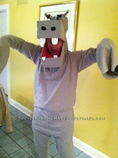 Hippo Costume... This website is the Pinterest of costumes