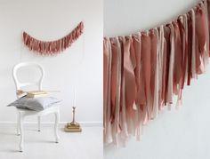 5 zelfmakers van stof voor de meidenkamer