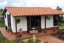 Image result for casas de campo rusticas sencillas