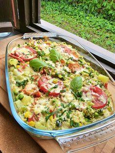 Zöldséges rakott kuszkusz - Healty fitness home cleaning Vegetable Recipes, Beef Recipes, Vegetarian Recipes, Cooking Recipes, Smoothie Fruit, Super Healthy Recipes, Junk Food, Quick Meals, Ayurveda