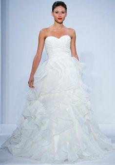 Dennis Basso for Kleinfeld 14014 Wedding Dress - The Knot