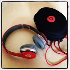 Hey Mr. DJ: Red Solo HD Special Edition #beats by Dr. Dree from #monster