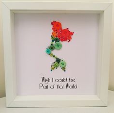Princess Ariel From The Little Mermaid Quot E Quot Disney Letter