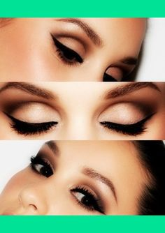 LOVE LOVE LOVE this look.  To do for my cousin Camile's wedding.