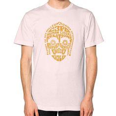 C 3PO Quotes Unisex T-Shirt (on man)