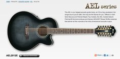 This beautiful creation is an Ibanez acoustic electric. So gorgeous!
