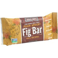 Nature's Bakery Stone Ground Whole Wheat Fig Bar - Peach Apricot - 2 Oz - Case Of 12