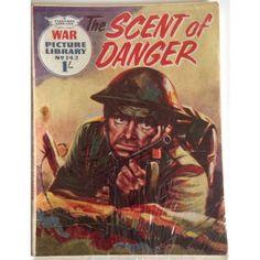 War Comic Picture Library #142 Action Adventure Fleetway
