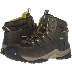 8bf12bd4fcef Keen Gypsum II Mid Waterproof (Forest Night Warm Olive) Men s.