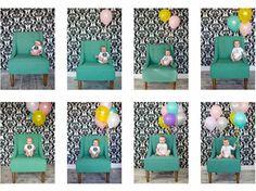 赤ちゃんの成長を毎月写真に残そう!オシャレな『マンスリーフォト』アイデア集≪56選≫の画像の詳細です。