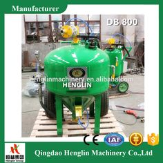 wet sand blasting machine /abrasive blasting equipment