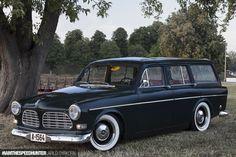 '68 Volvo Amazon