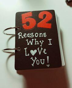 #52reasonswhyIloveyou#oneyearaniversary