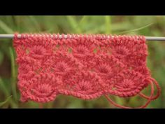 How to Knit a Cable Heart Stitch Pattern | Valentine's Day - YouTube