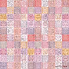 한국전통문양 뇌문(번개무늬) 100선 마카롱 버전 : 네이버 블로그