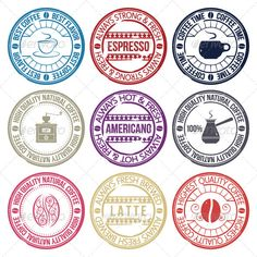 Coffee Set of Stamps #GraphicRiver coffee set of stamps contains: eps, jpg, psd Created: 19August13 GraphicsFilesIncluded: PhotoshopPSD #JPGImage #VectorEPS Layered: Yes MinimumAdobeCSVersion: CS Tags: abstract #art #background #business #cafe #circle #classic #coffee #cup #design #drink #elements #espresso #graphic #hipster #icon #illustration #label #latte #logo #logos #poster #restaurant #retro #set #shop #silhouette #stamp #vector #vintage