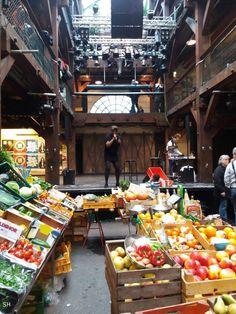 Marktzeit in der Fabrik - agenda februari - standort hamburg