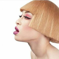 Albino, Eyes, Beauty, Beauty Illustration, Cat Eyes