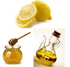 honey yogurt and lemon mask for skin glow