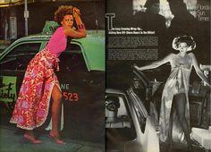 … Lisa Taylor, Jerry Hall, Helmut Newton, Strapless Dress, Hair Makeup, Florida, Vogue, Glamour, Ads