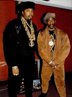 Eric B & Rakim.  If ever they could crown somebody as the Lyrical King...It would likely be Rakim.