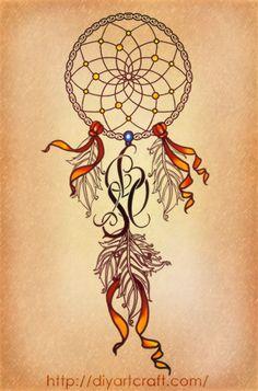 #Indian #Dreamcatcher #tattoo SBC