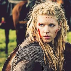 Viking Shieldmaidens were described as the ones who dressed themselves to look like Viking men warriors and what they focuses the most in their life was their devotion to the war that they joined.
