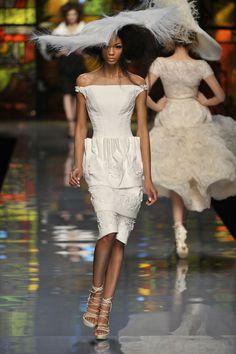 Christian Dior S/S 2009