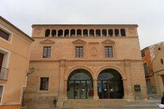 Palacio del concejo - Jumilla -