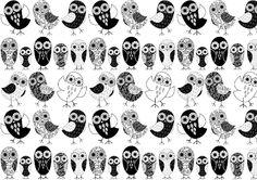 Sweets-Art: Birds