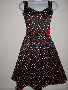 Girl's Disorderly Kids Black/Red Prom/Party Dress Size 18 1/2 Plus   #DisorderlyKids #DressyHolidayPageant