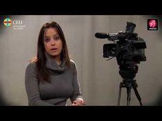 Sara Rubio, alumna del Máster de Reporterismo e Investigación periodísit...