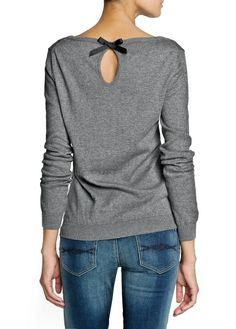 adorable Pointelle wool cotton-blend sweater #fashion