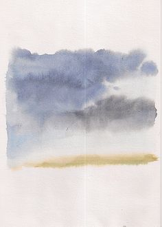 82. Watercolor by Francois H Galland