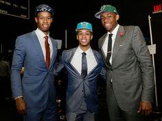 Grading the 2014 NBA draft