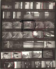 The Americans Robert Frank 1980s Films, Contact Sheet, Robert Frank, Vivian Maier, National Gallery Of Art, Film Photography, Collage Art, Selfies, Scene
