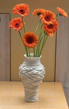 Vase. By Gene Scotten.
