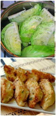 Zucchini, Artichoke Recipes, Cooking Recipes, Healthy Recipes, Scones, Cabbage, Food And Drink, Snacks, Dishes