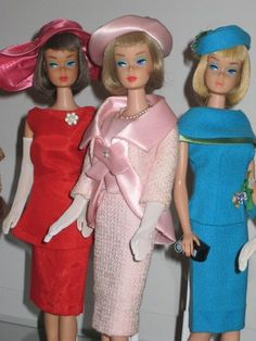 Barbie ladies who lunch   Flickr - Photo Sharing!